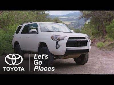 Toyota 4Runner TRD Pro takes on Schofield Pass - SunCruiser