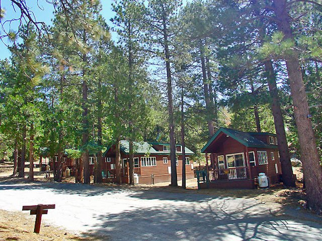 Idyllwild RV Resort, CA