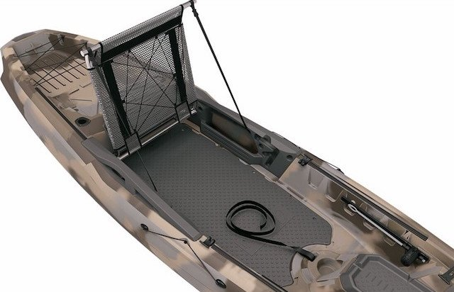 Gear guide kayaks more suncruiser for Cabelas fishing kayak
