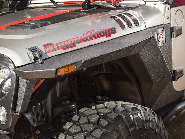 Rugged Ridge offers new line of Armor Fenders