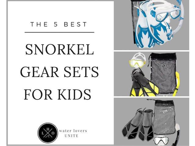 Best Snorkel Gear For Kids