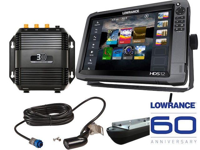 Lowrance launches 60th Anniversary Ultimate Upgrade