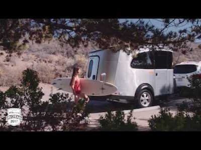Airstream Basecamp teaser