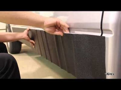 DIY XPEL Rocker Panel Guard - Video teaser
