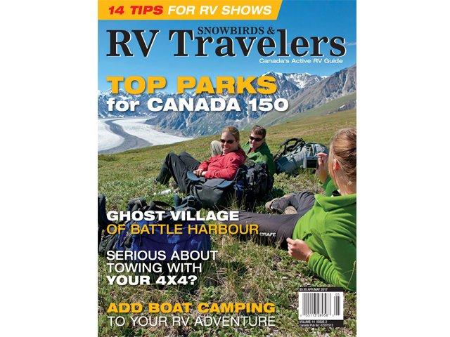 Snowbirds & RV Travelers 14.2