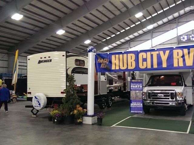 Vancouver Island RV Show & Sale