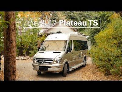 2017 Pleasure-Way Plateau TS Tour - Video teaser