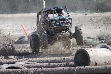 Kyle Orriss in the log jam at high riders 2011.jpg