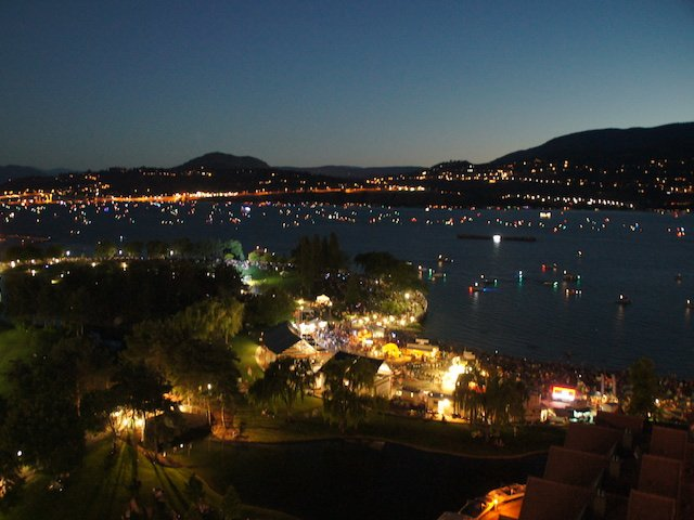 Canada Day in Kelowna 2016