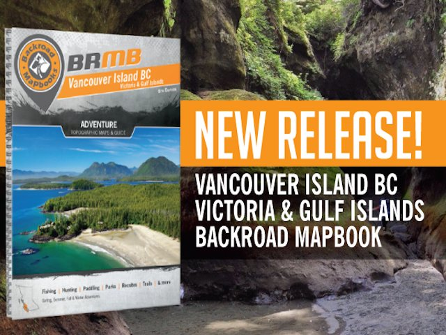 Backroads Mapbooks