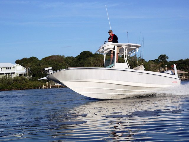 Boston Whaler Debuts 24 Foot Fishing Boat Suncruiser