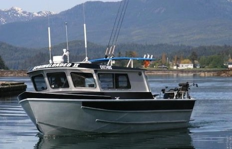 New Boat for Island Outfitters