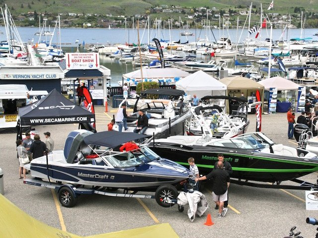 Vernon Yacht Club Boat & Watersports Show