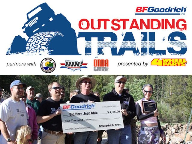 BFG Outstanding Trails