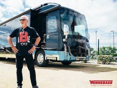 Winnebago Grand Tour Motorhome teaser