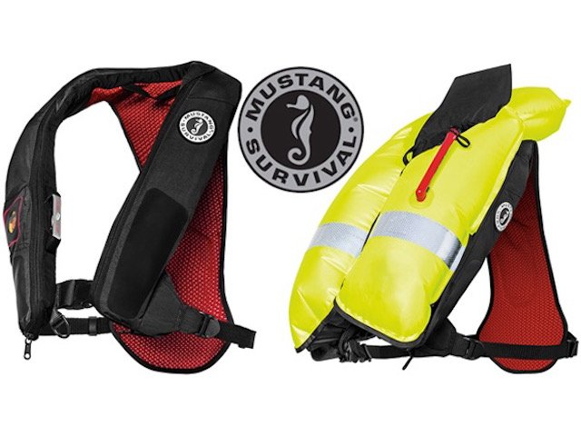 Mustang Survival Elite HIT Inflatable PFD