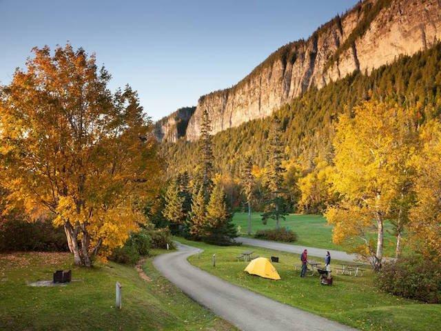 Cap-Bon-Ami Campground