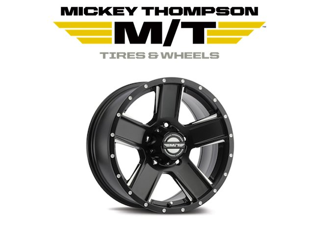 M/T Tires SD-5 Black