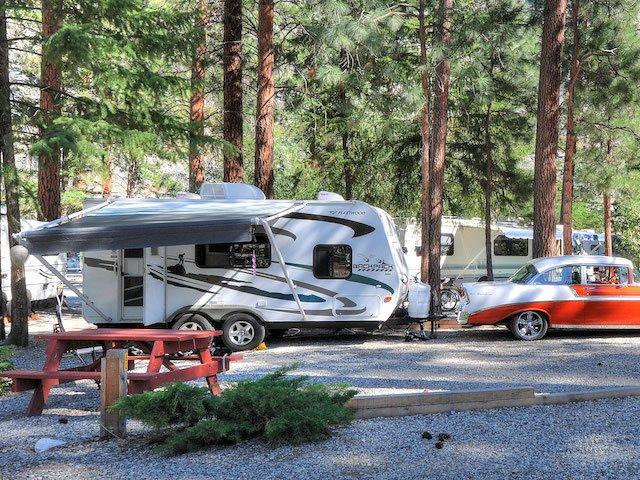 Gallagher Lake Resort