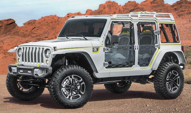 Jeep Safari Concept
