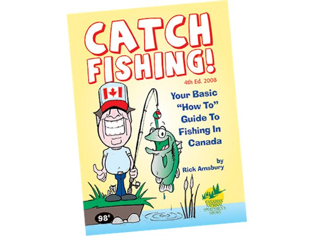 Catch Fishing! booklet