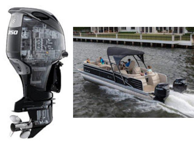 Suzuki unveils new 350-hp outboard - SunCruiser