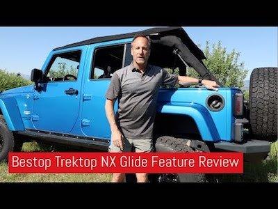 Bestop Trektop NX Glide Review - Video teaser