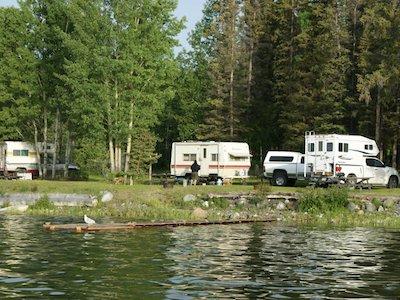Woodlands Fishing Resort Suncruiser