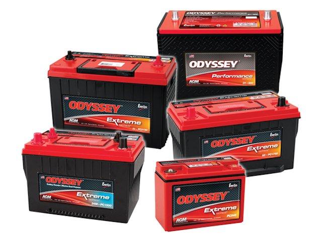 Odyssey® Battery