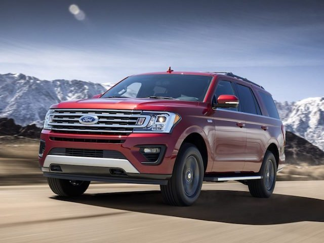 2018 Expedition FX4