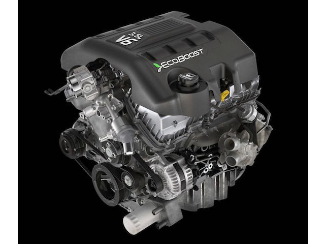 Ford 3.5L V6 EcoBoost engine