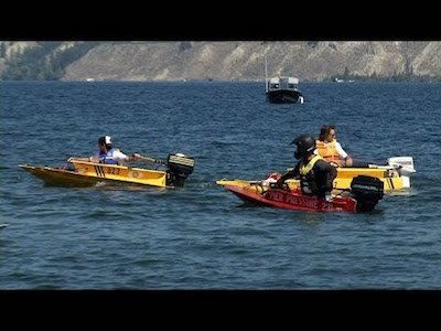 The Great Ogopogo Bathtub Race - Video teaser