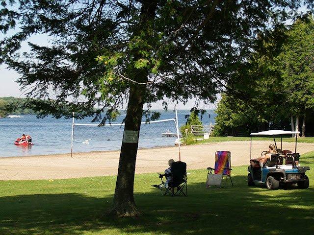 Grandview Resort Buckhorn Lake Kawarthas On Suncruiser