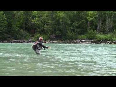Swinging Flies – Cast, then Step - Video