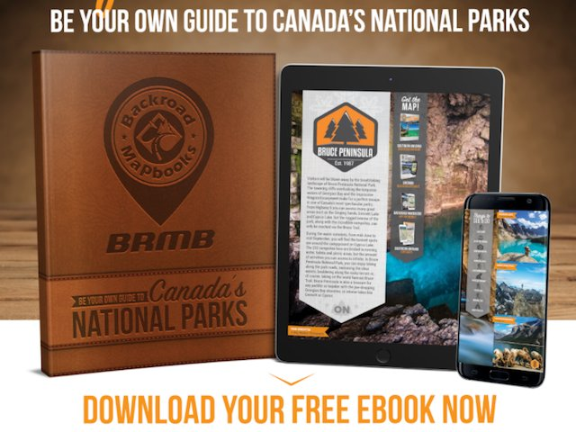 Be Your Own Guide to Canada's National Parks eBook