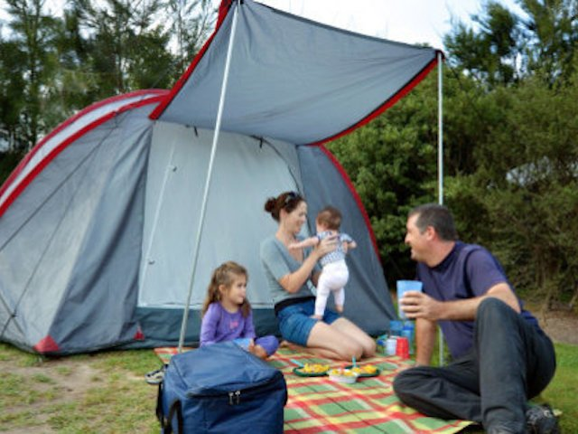 5 tips for camping with a baby