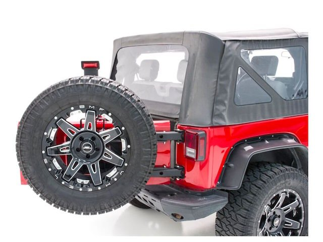 ARIES releases new Jeep JK accessories