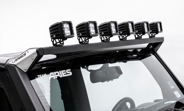 2015 Jeep Wrangler Accessories >> Aries Releases New Jeep Jk Accessories Suncruiser