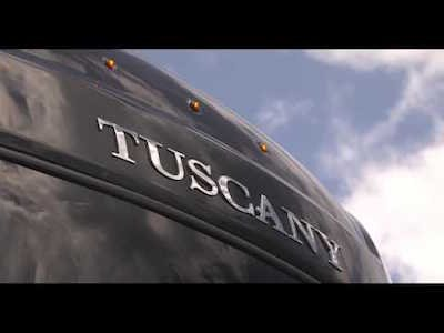 Thor Motor Coach debuts 2018 Tuscany - Video teaser