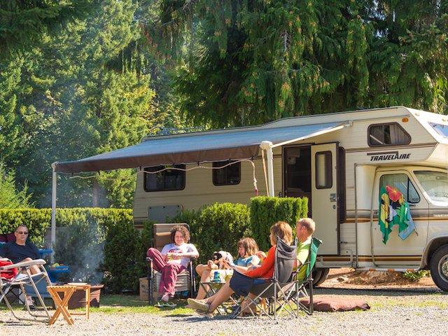 Spring Lake Resort Ingersoll Southern On Suncruiser