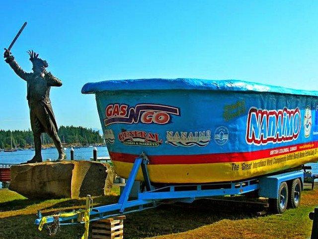 2017 Nanaimo Marine Festival & Bathtub Race