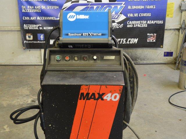2 Miller 625 Hypertherm Max 40 below the new Miller 625.jpg
