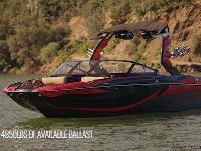 Centurion Boats unveils 23-footer for 2018 - Video teaser