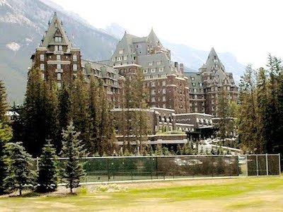 Banff Springs Hotel - Video teaser