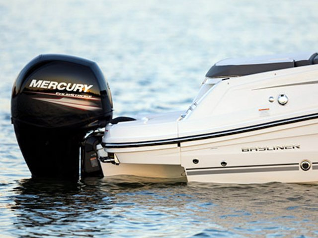 Bayliner adds outboard options to two models