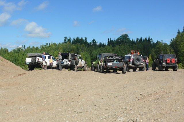 New Brunswick Expedition Challenge - Aug 19-23, 2017