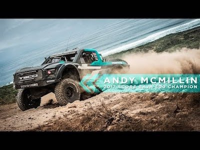 Toyo Tires – 2017 Baja 500 Video teaser