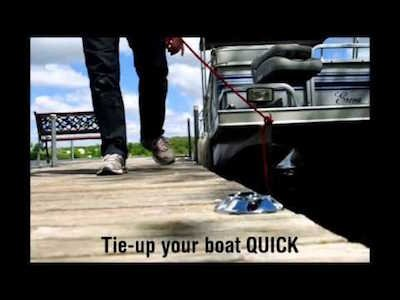 Quick Cleat No-Knot Cleats - Video teaser