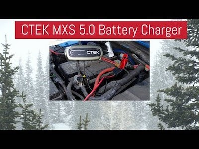 CTEK MXS 5.0 Test & Review - Video teaser