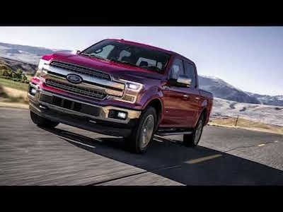 2018 F150 Cosmetic & Technology Changes - Video teaser